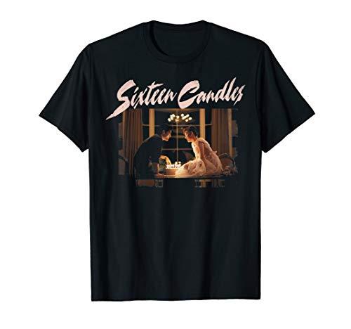 Sixteen Candles Iconic Window Scene Logo T-Shirt