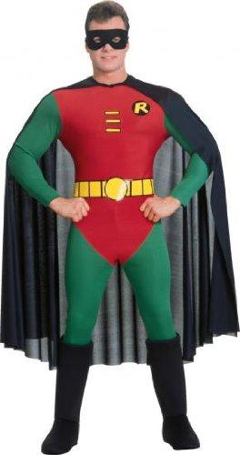 Costume Robin - Batman/Dark Knight Rises - homme - taille M