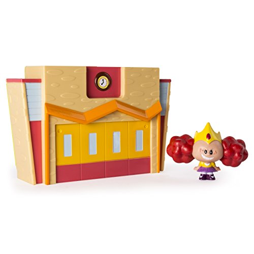 The Powerpuff Girls' Princess Morbucks Schoolyard Scramble Playset