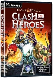 Clash Of Heroes [AT PEGI] - [PC]