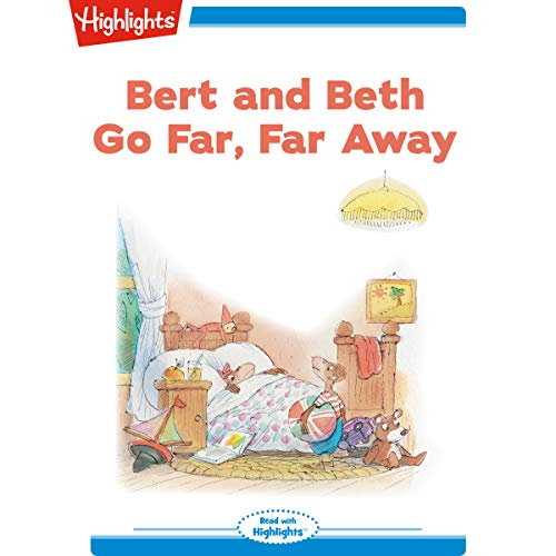 Bert and Beth Go Far Far Away copertina