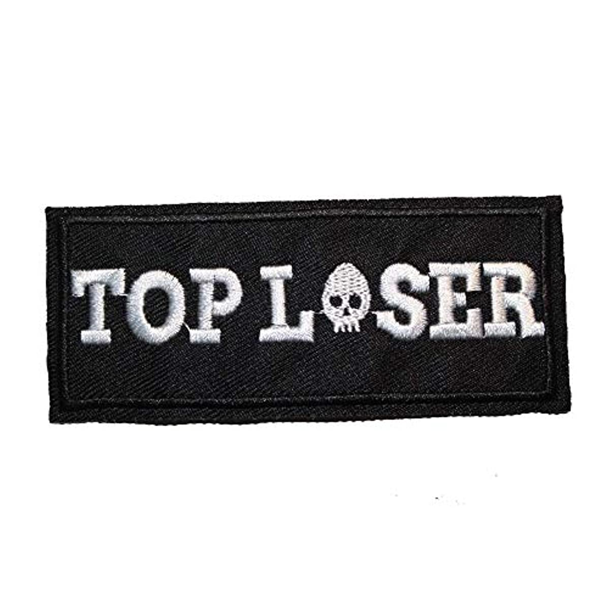U-Sky Sew or Iron on Patches - TOP Loser Patch