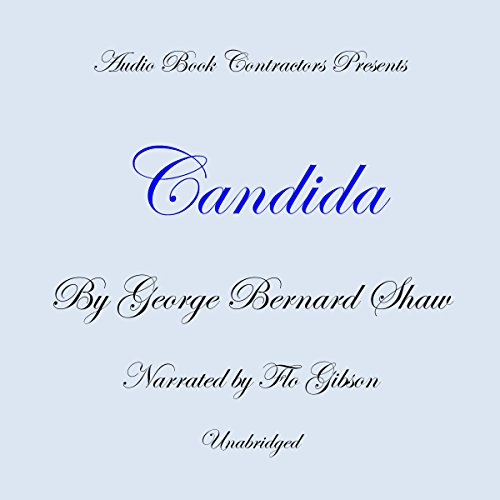 Candida audiobook cover art