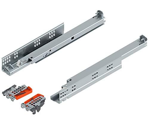 TANDEM plus Vollauszug, 30 kg, NL=500mm mit Kupplungen, für TIP-ON, 560H5000C