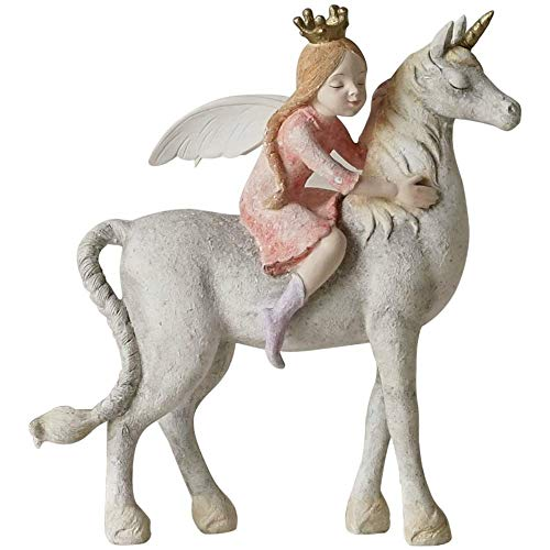 LXYZ Objeto Decorativo para el hogar, Encantador Modelo de Hombre, esculturas para figurita de Moda para abrazar Mascotas, Figura de Resina con Forma de decoración, Estatua
