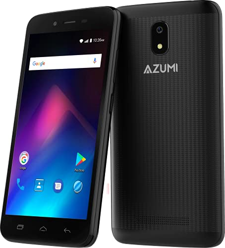 Azumi Mobile Smartphone V5 4G LTE Android Long Battery Life 5.0 in Screen Cheap