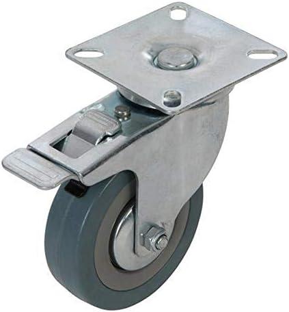 FIXMAN 173483 Polypropylen-Lenkrolle mit Feststeller 75 mm 70 kg