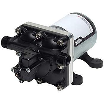 PowerMax's Shurflo 4008-101-A65/E65 12V 3GPM RV replacememt water pump
