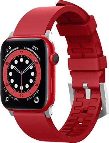 Smartwatch Rojo  marca elago