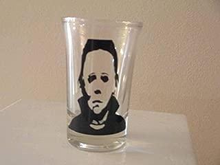 Michael Myers Shot Glass Horror Halloween Drinking Bar Gift for Him Her