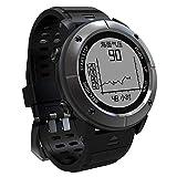 ZY UW80 Reloj Inteligente Deportes Al Aire Libre Posicionamiento GPS Reloj De Montaña SOS...