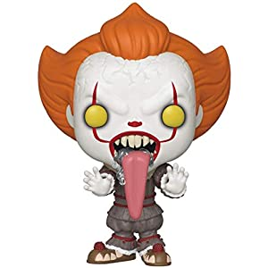 Funko Pop! Movies: It: Chapter 2- Pennywise with Dog Tongue 7