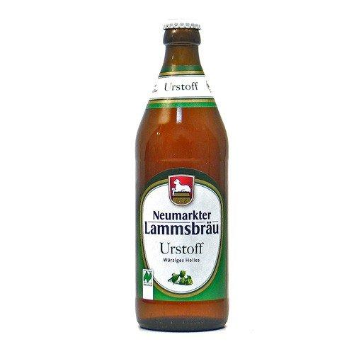 Neumarkter Lammsbräu - Urstoff (0,5l; 4,7% vol.)