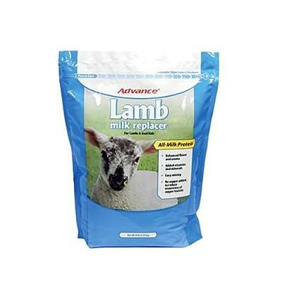 Advance 4658 Lamb Milk Replacer, 8-Pound