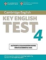 Cambridge Key English Test 4 (KET Practice Tests)