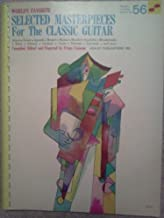 World's Favorite Selected Masterpieces for the Classic Guitar (World's Favorite Series, No. 56)