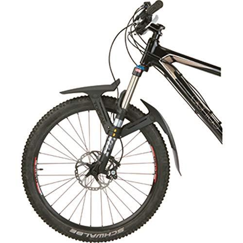 TOPEAK Defender XC1 Front Fahrrad Schutzblech MTB Mountain Bike Spritzschutz Vorderrad 36-45mm, 15200062