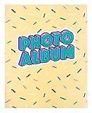 ERIK - Álbum de fotos 3D 90'S, 96 compartimentos para fotos de 13x20 cm