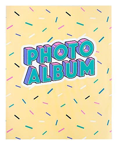 Erik - Album foto 13x20 cm, 96 tasche, copertina morbida - 3D 90's