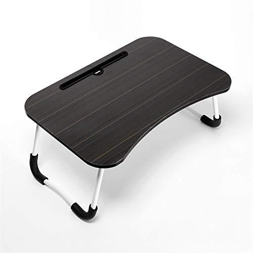 Klapptisch Computertisch Bett, einen kleinen Tisch und einfache Klapptische mit faulen Studentenwohnheimen, multifunktionale kleinen Tisch, Klappstehpult, das Schreiben auf dem Sofa und Sofa