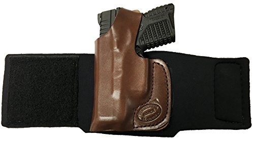 Browning 1911 22, 380 Pro Carry Ankle Holster Left Hand...