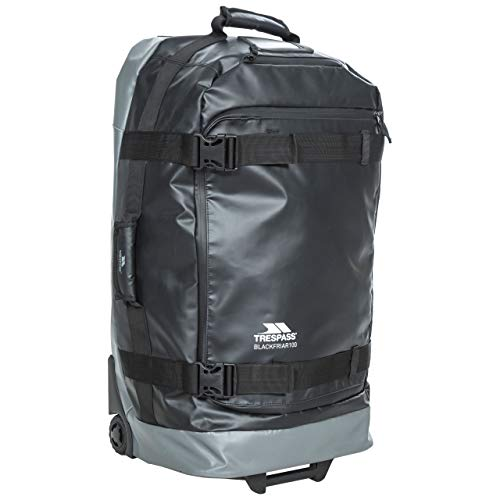 Trespass BLACKFRIAR100-100L DUFFELBAG - BLACK EACH