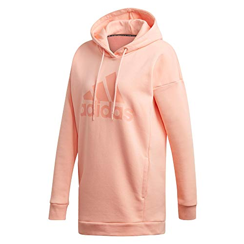 adidas Womens DX7964_M Sweatshirt, Pink, M
