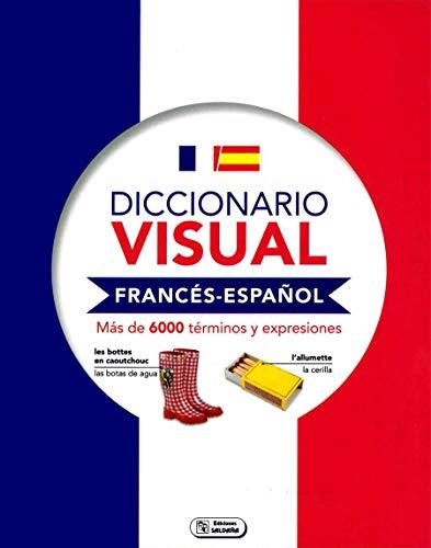 DICCIONARIOS VISUALES: Diccionario visual. Francés y español: 1