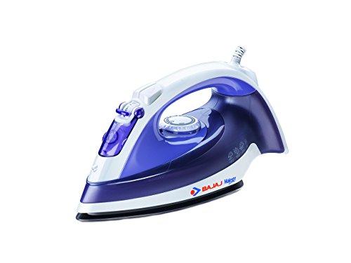 Bajaj Majesty MX30 1840-Watt Steam Iron (Purple/White)