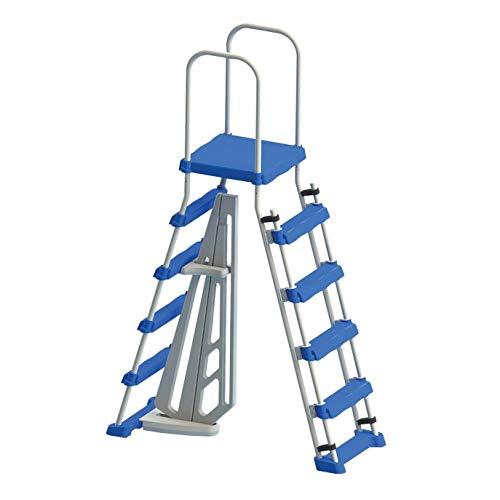 "Swimline 87950/87952L Ground Pool Entry Ladder, 52"", Multi"