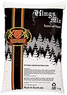 royal gold kings mix soil