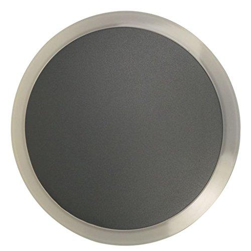 Luxform Barcelona Applique Murale Blanche et Noire 230 V
