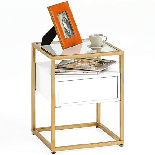 Diaod Post-Moderna de TV Gabinete Mesa de café Combinación Pequeño habitable Trastero Minimalista Mesa Lateral