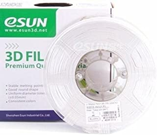 3D Printing Filament eSUN PLA 1.75mm White1 KG for 3D printers & 3D pen