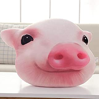 eSunny 50Cm/70Cm Creative P Plush Pillow Soft Cartoon Animal Double Printing Pig Stuffed Doll Sofa Chair Cushion Kids Friend Gifts Teen Must Haves 5 Year Old Girl Gifts The Favourite