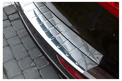 tuning-art 946 Edelstahl Ladekantenschutz 5 Jahre Garantie Fahrzeugspezifisch
