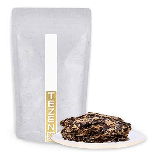 Sheng Pu Erh Tee aus Yunnan, China: Ye Sheng Cha (2004) | Hochwertiger chinesischer Pu Erh Tee für mind. 15 Jahre gereift 50 g