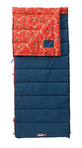 コールマン(Coleman)寝袋コージーIIC5使用可能温度5度封筒型オレンジ2000034772