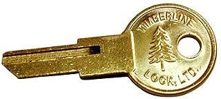 Compx Timberline Key Blank, KY-300