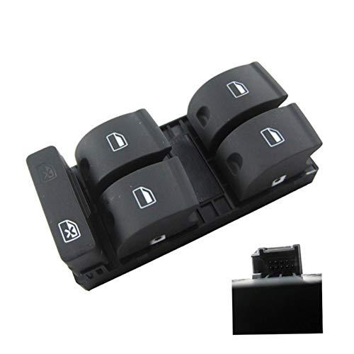 OLDJTK Interruptor de energía de Windows for For Audi A4 B6 B7 8E0959851B 8E0 959 851B / D 8ED959851