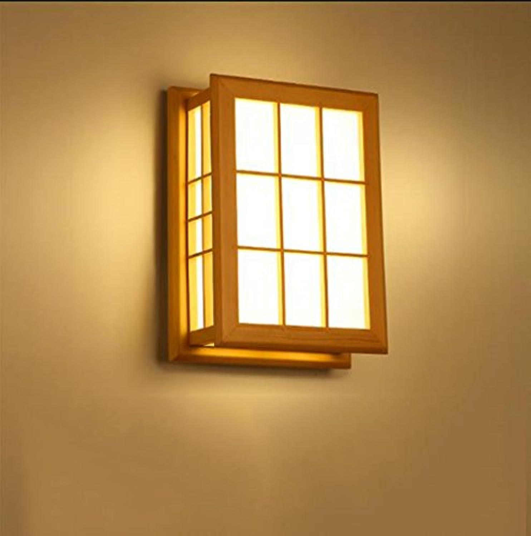 @Wandleuchte Wandleuchten - Korridor Gang Wandleuchten Warme Schlafzimmer Nachttisch Wandleuchte Hotel Restaurant LED Wandleuchte Wandlampe