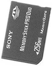 Sony MSX-M256S Memory Stick PRO Duo, 256MB Magicgate