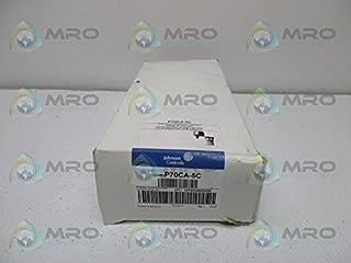Johnson Controls P70CA-5C Penn Series P70 Standard Electromechanical Pressure Control, Open High SPST Switch, 50-500 psi, 60-150 Differential psi, 1/4