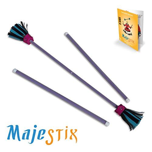 rubber devil sticks - 1