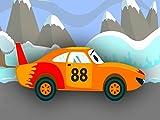 Orange Racing Car's adventures