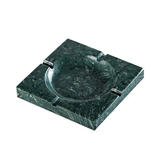 XiYou Aschenbecher, Marmor Handspiegel, Aschenbecher Wohnzimmer Tisch Couchtisch Aschenbecher