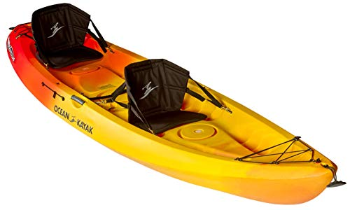 Ocean Kayak Malibu Two XL Tandem Kayak (Seaglass, 13 Feet 4 Inches)