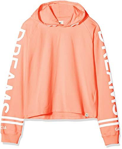 Garcia Kids Mädchen GS020100 Sweatshirt, Orange (Neon Sunset 5291), (Herstellergröße: 176)
