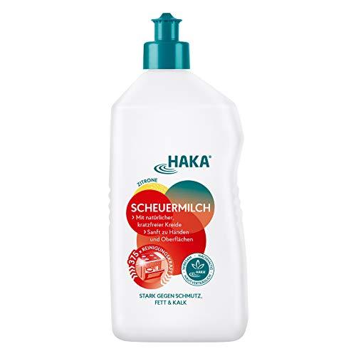 HAKA Scheuermilch I 750ml I Entfernt sanft hartnäckige Verschmutzung