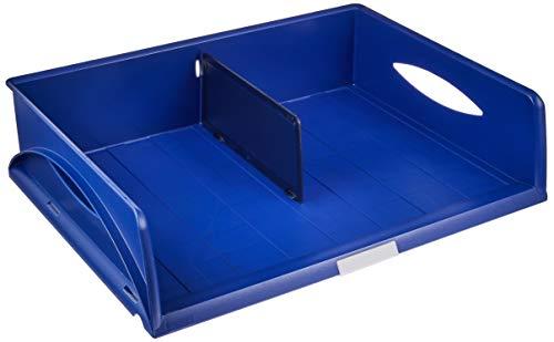 Leitz Sorty Jumbo brievenbus W470xD355xH90 mm 1 blauw